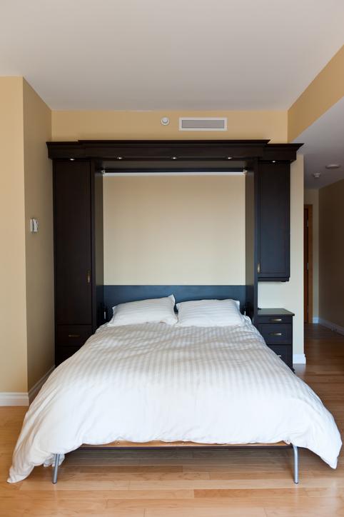 Murphy folding Bed